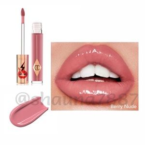 Charlotte Tilbury Hollywood Lips berry nude